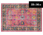 Rug Culture 330x240cm Eternal Rug - Pink 1