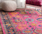 Rug Culture 330x240cm Eternal Rug - Pink 2