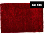 Brighton 320x230cm Shag Rug - Red 1