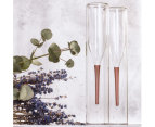 Inside Out Champagne Flute Set Of 2 2