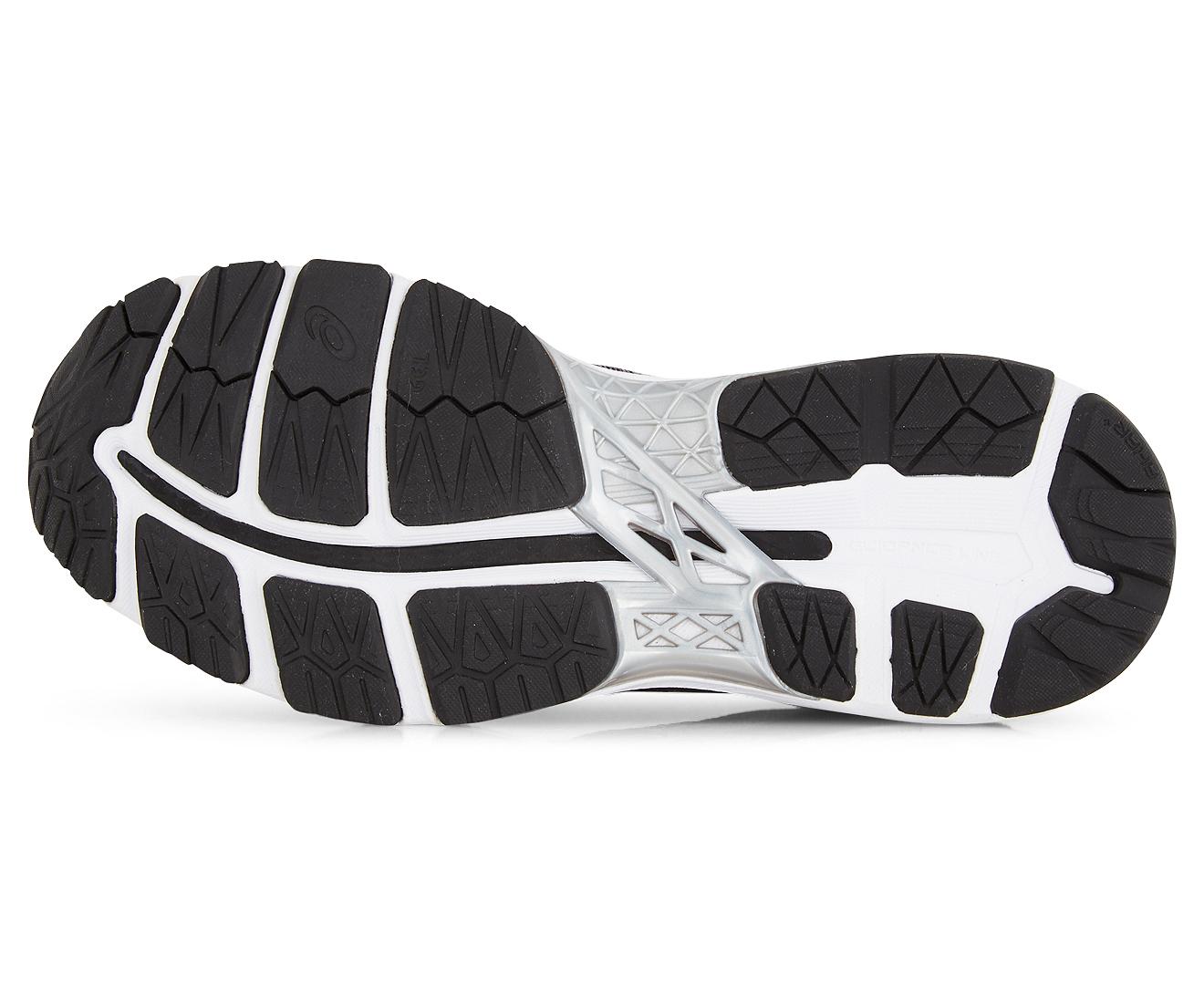 Asics Men S Gel Kayano  Lite Show Running Shoe Carbon Silver Reflective