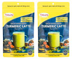 2 x Morlife Turmeric Latte Powder 100g 1