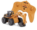 Lenoxx RC 6-Channel Die-Cast Excavator Toy 1