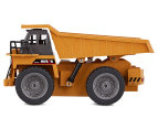 Lenoxx RC 6-Channel Die-Cast Dump Truck Toy 2