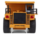 Lenoxx RC 6-Channel Die-Cast Dump Truck Toy 4