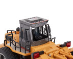 Lenoxx RC 6-Channel Die-Cast Bulldozer Toy 4