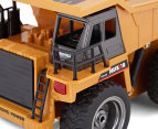 Lenoxx RC 6-Channel Die-Cast Dump Truck Toy 5