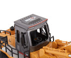 Lenoxx RC 6-Channel Die-Cast Excavator Toy 4