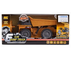 Lenoxx RC 6-Channel Die-Cast Dump Truck Toy 6