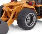 Lenoxx RC 6-Channel Die-Cast Bulldozer Toy 5