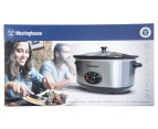 Westinghouse 6.5L Slow Cooker 6
