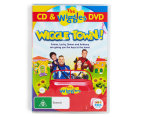 The Wiggles Wiggle Town CD & DVD Pack 1