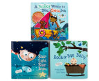 3-Pack Kids Books - Star Light, Star Bright, Rock-A-Bye Baby & A Sailor Went to Sea, Sea, Sea 1