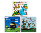 3-Pack Kids Books - If You're Happy And You Know It!, Do Your Ears Hang Low? & Baa, Baa, Black Sheep 1