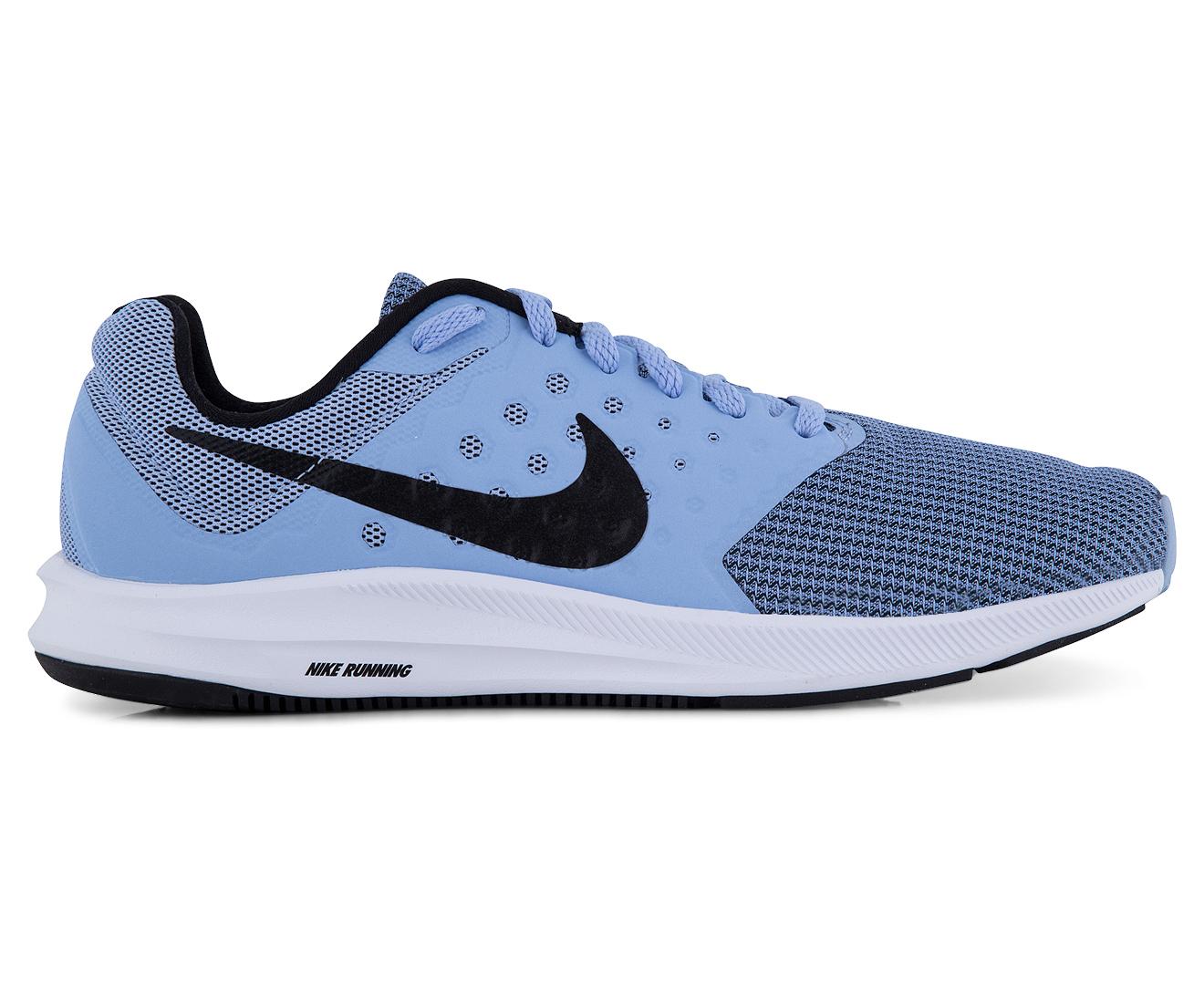 c4a86331d946c Nike Women s Downshifter 7 Shoe - Aluminium Black-White