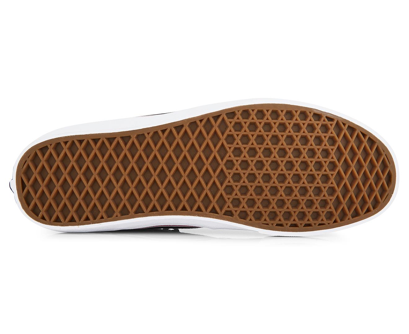 2ed303cc2cb2e8 Vans Men s Atwood Hi Rock Textile Shoe - Black Red
