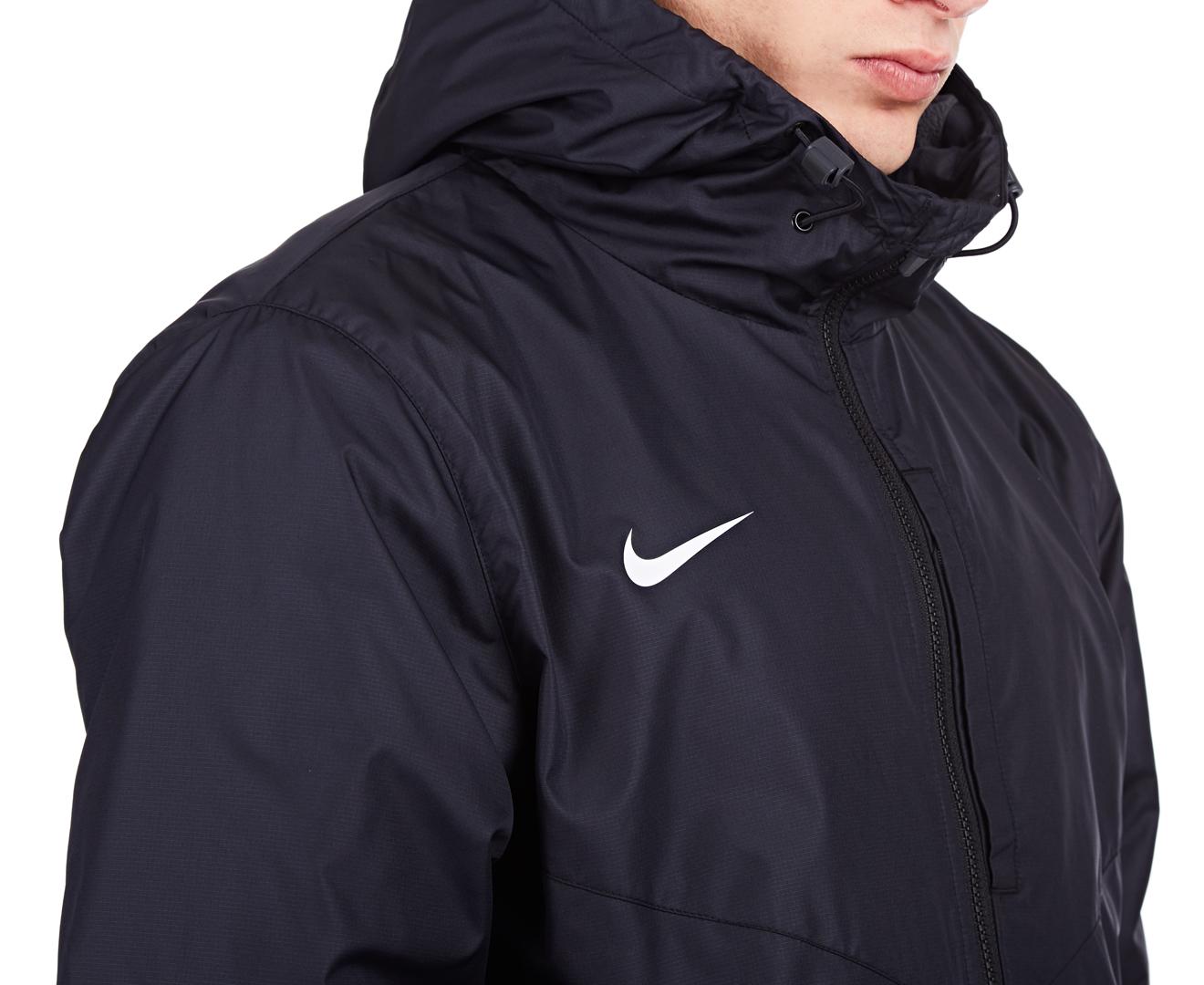 Fall au Nike Team Jacket Blackanthracite Men's TqqSOnCwx4