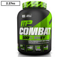 MusclePharm Combat 100% Whey Chocolate Milk 2.27kg 1