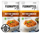 2 x Fodmapped For You Butter Chicken Curry Simmer Sauce 200g 1