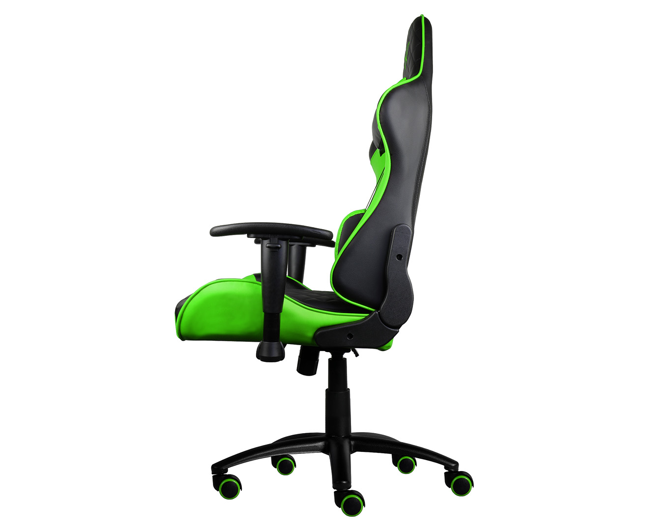 Remarkable Thunderx3 Tgc12 Gaming Chair Black Green Pdpeps Interior Chair Design Pdpepsorg