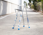 Greenlund Multi Purpose Folding Ladder online - tough jobs made easy 2