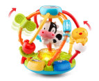 VTech Baby Little Friendlies Shake & Roll Baby Busy Ball 3