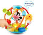 VTech Baby Little Friendlies Shake & Roll Baby Busy Ball 4