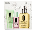 Clinique Exclusive Great Skin Starts Here 3 Set 1