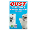 Oust Dishwasher & Washing Machine Descaler 2 Sachets 1