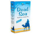 2 x Tara Dead Sea Natural Bath Salts 500g 3