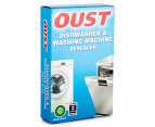 Oust Dishwasher & Washing Machine Descaler 2 Sachets 2