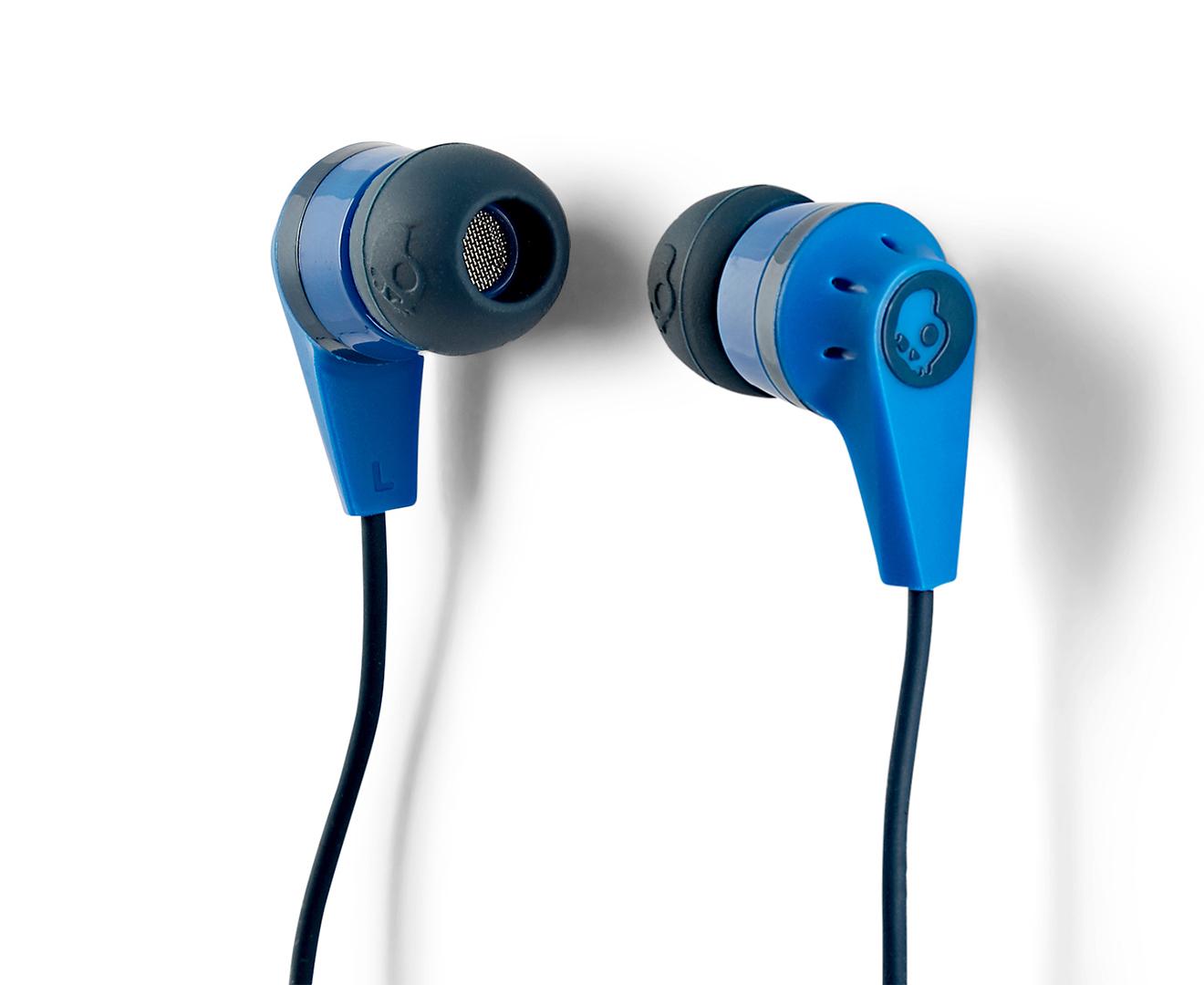 Earbuds skullcandy ink'd 2.0 - bluetooth sport earbuds sweatproof skullcandy