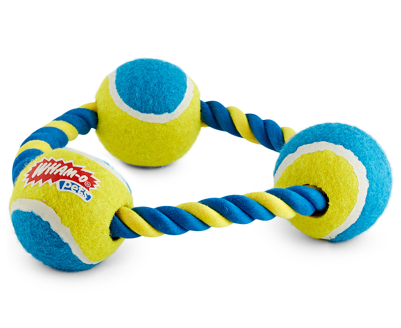 Dog Toy With Rope Connection