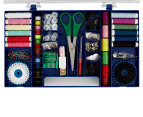 190-Piece Home Seamstress Set w/ Bonus Travel Case  3