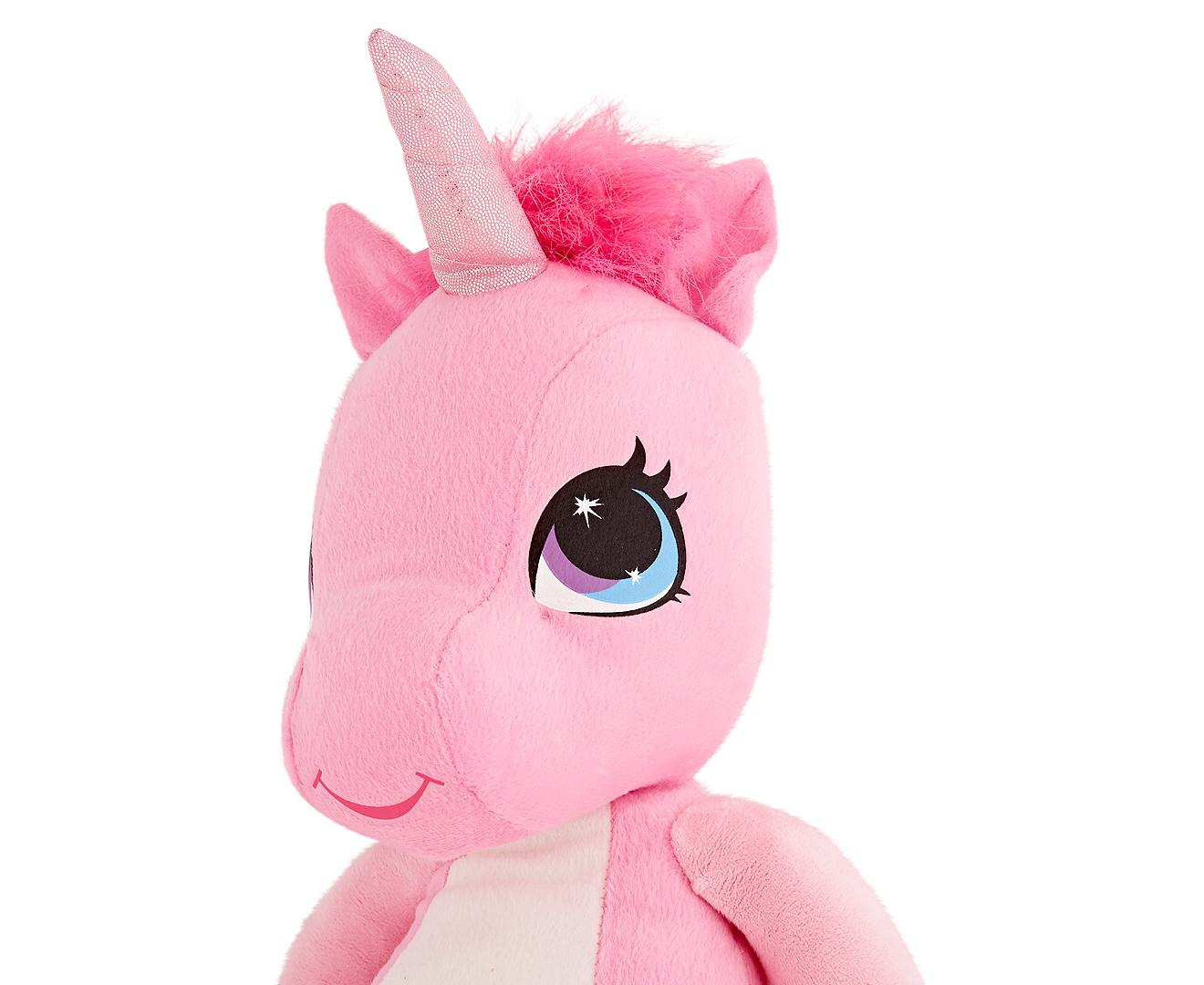Go Amp Glo Stretchkins Sparkly Unicorn Toy Scoopon Shopping