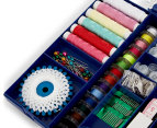 190-Piece Home Seamstress Set w/ Bonus Travel Case  5