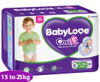 BabyLove Nappies Junior, 15-25kg 30pk 1