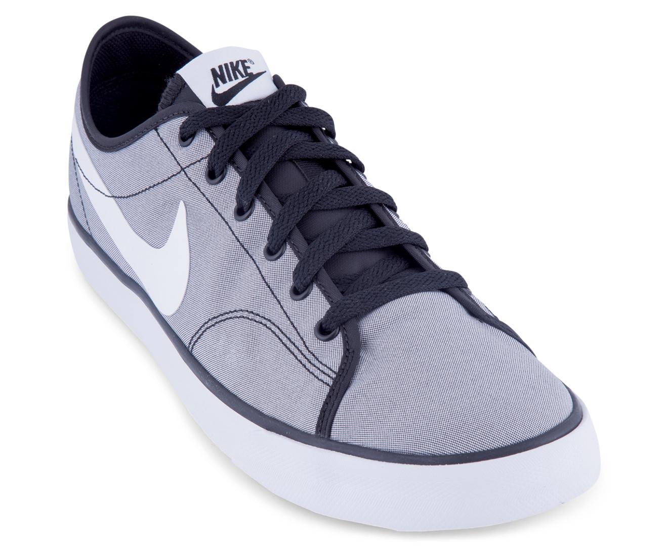 Nike Men S Youth Primo Court Shoe Black White