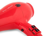 Cabello Pro 4600 Professional Hair Dryer - Red 4