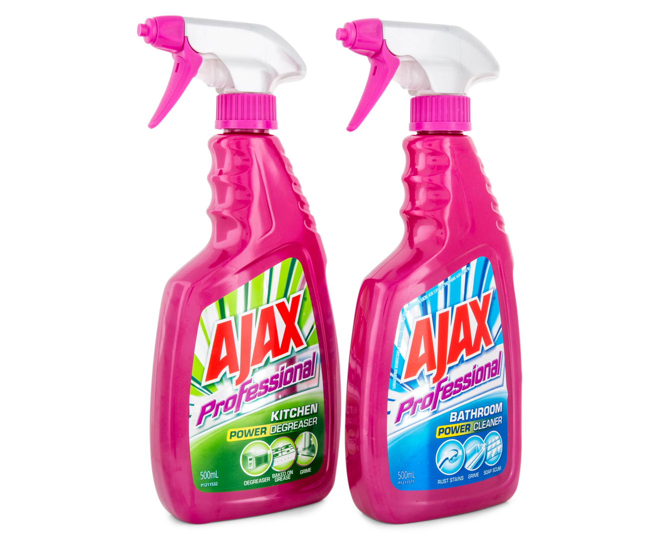 Ajax Professional Bathroom Cleaner Amp Kitchen Degreaser