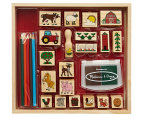 Melissa & Doug Stamp-A-Scene Farm Set 2