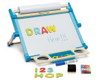 Melissa & Doug Deluxe Double-Sided Magnetic Tabletop Easel 2