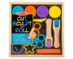 Melissa & Doug Cut, Sculpt & Roll Play Set 1