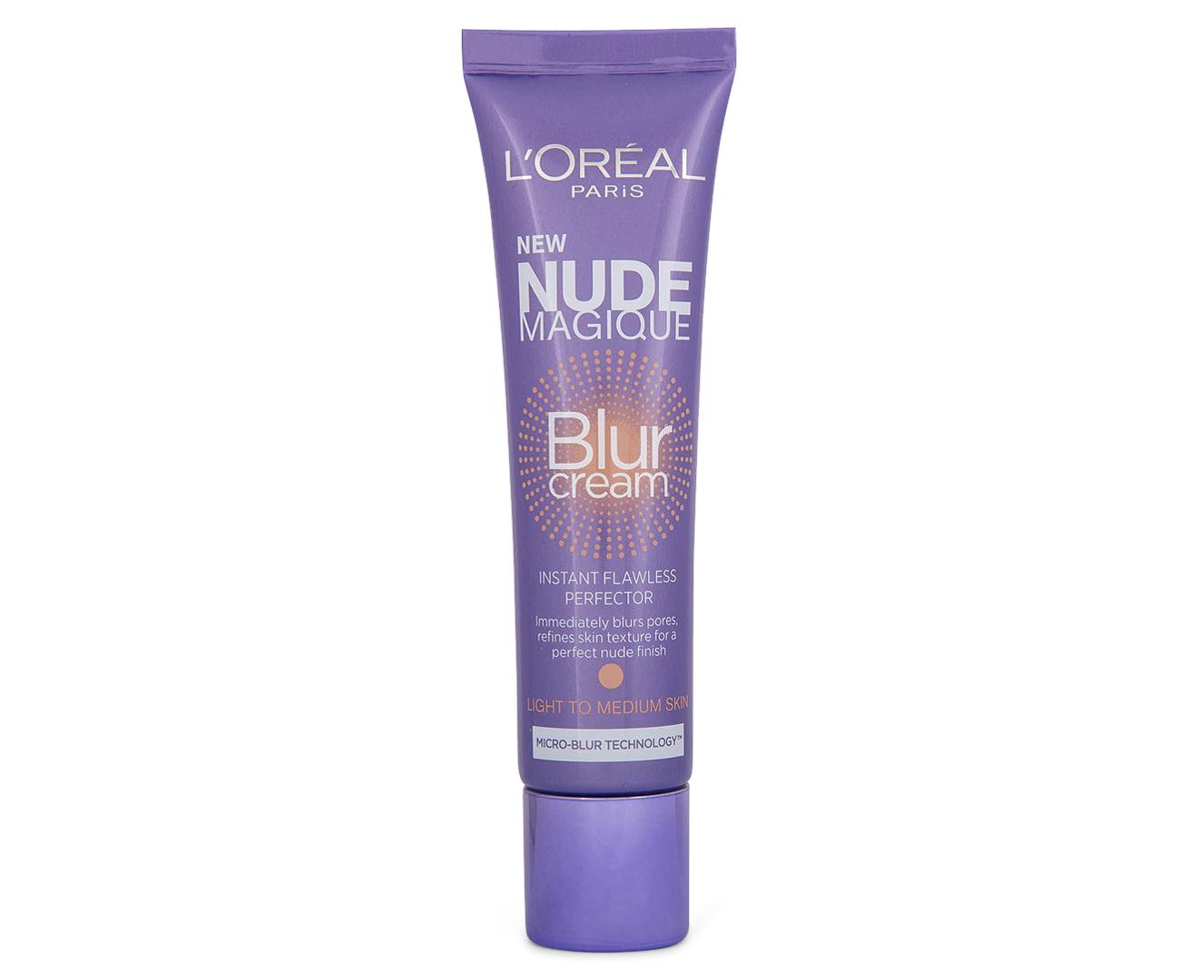 LOréal Paris Nude Magique Blur Cream