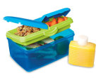 Sistema 2L Quaddie Lunchbox 4-Pack - Assorted 2