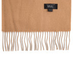 OZWEAR Connection Ugg 100% Merino Wool Scarf - Sand 2