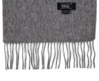 OZWEAR Connection Ugg 100% Merino Wool Scarf - Charcoal 2