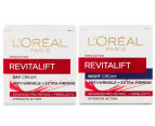 L'Oréal Revitalift Anti-Wrinkle + Firming Day & Night Cream 50mL 1