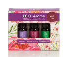 ECO. Aroma Trio With Love Pure Essential Oils Value Gift Box 1