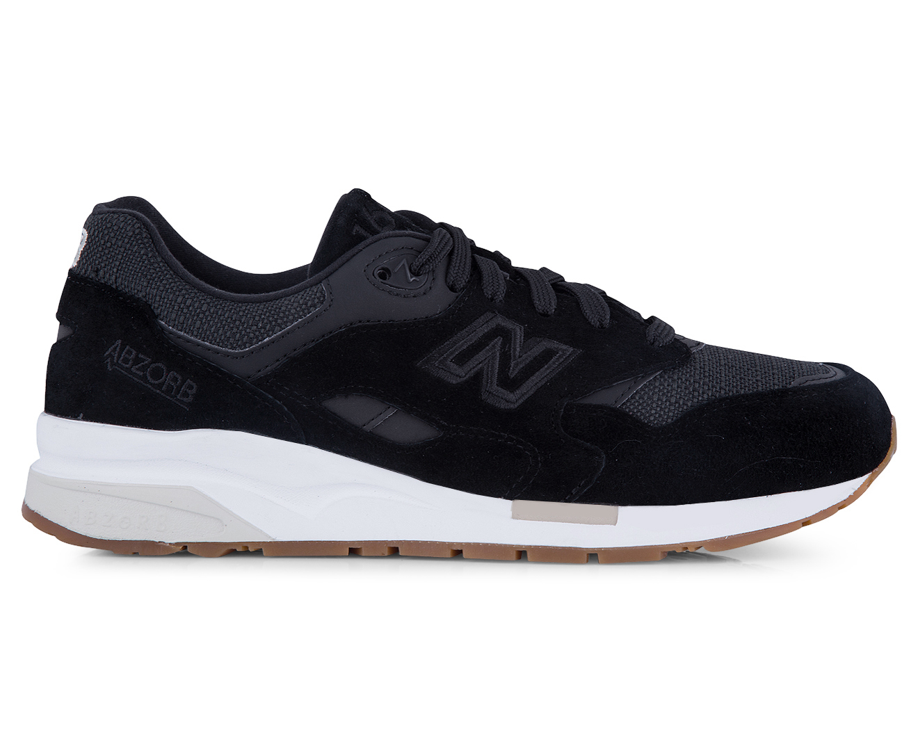 new balance s 1600 shoe black great daily deals